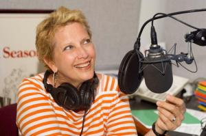Margaret Juntwait, Met Opera Radio HostPhoto credit: Jonathan Tichler/Metropolitan Opera